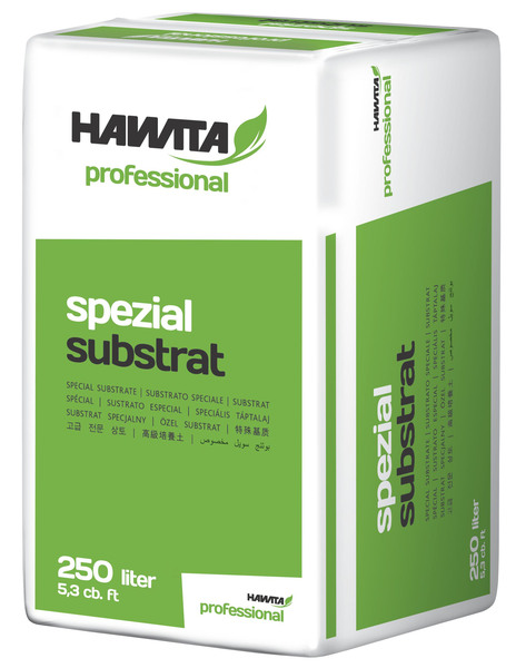 southern chemicals agro, crop growing, Hawita baltisches Traysubstrat